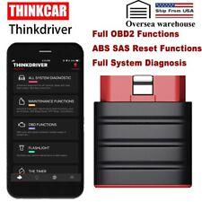 Thinkcar Thinkdriver OBD2 Scanner Bluetooth Automotive Diagnostic Code Reader