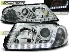 VW PASSAT 3BG B5 FL 2000 2001 2002 2003 2004 2005 HEADLIGHTS LPVW55 LED