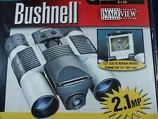 BUSHNELL  8x30  IMAGEVIEW BINOCULAR & DIGITAL CAMERA 2.1MP SPORT & HUNTING
