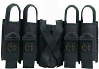 Tippmann Sport Series 4+1 POD / Tank Harness Pack for Paintball - Black