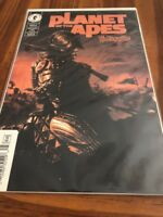 Planet of the Apes: The Human War #2 Of 3 Dark Horse Comic Book Bagged Board