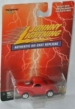 Authentic Die-Cast - 1941 WILLYS COUPE - red - 1:64 Johnny Lightning