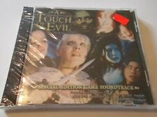 x1 A Touch of Evil Special Edition Game Soundtrack Cd Sealed New TexasNerdGames