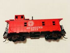 ATLAS 3586 Offset Cupola Caboose Seaboard 5672 N-Scale