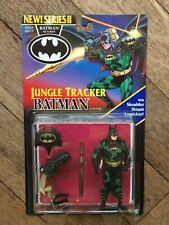 BATMAN RETURNS JUNGLE TRACKER BATMAN,  Kenner, Vintage 1993 , Mint on card