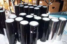 "30"" x25LF Light 50% High Performance Charcoal Blk professional window tint film"
