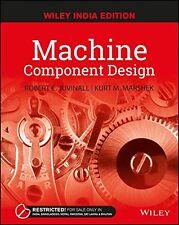 New- Fundamentals of Machine Component Design by Robert C. Juvinall 5ed -INTL ED
