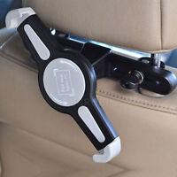 """360 Adjustable Car Back Seat Headrest Mount Holder For 7-11"""" Samsung Tablet"""