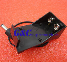 New 9v Battery Holder Box Case Wire Plug 5521mm For Arduino Au