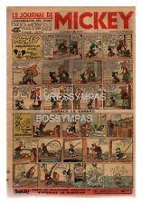 LE JOURNAL DE MICKEY N°  176 27/02/1938 ABE- ea PIM PAM POUM