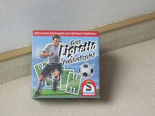 Ligretto-Fußballspiel, Schmidt-Spiele, Modell-Nr. 02801, wie NEU, TOP-Zustand