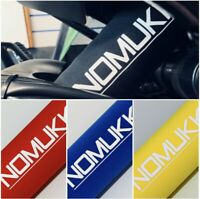 BMW F850 GS 2018 to 2019 Nomukk Racing shock cover tube COLOURS AVAILABLE