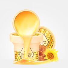 Milk Honey Hand Wax Cream Hand Care Nourishes Moisturizing Whitening Exfoliating