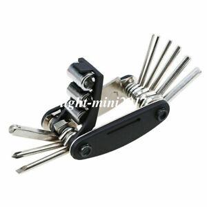 2020 Motorcycle Multifunction Repair Tool Kit Allen Key Hex Socket Wrench