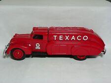 ERTL 1939 DODGE AIRFLOW TEXACO DIECAST BANK