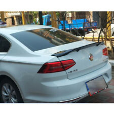 Unpainted ABS Rear RT Type Trunk Spoiler Wing For Volkswagen Passat B8 Sedan 4DR