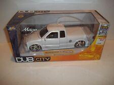 Jada 2002 Chevy S-10 Xtreme Diecast Car Jada Toys 1:24