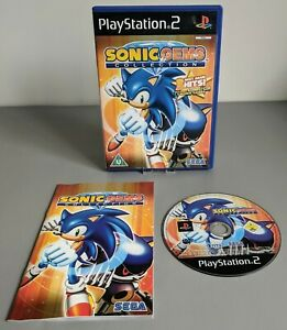 Sonic Gems Collection Playstation 2 Complete Disc Refurbished