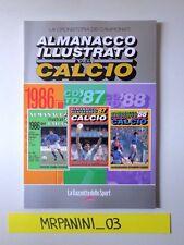 ALMANACCO PANINI 1986-87-88 - La Gazzetta dello sport - Album Figurine-stickers