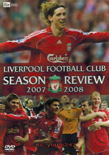 FC Liverpool: Season Review 2007/2008 | DVD