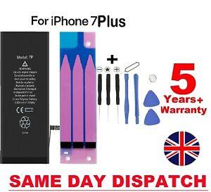 NEW ORIGINAL REPLACEMENT BATTERY+TOOLS+TAPE For IPhone 7 PLUS 2900MAH