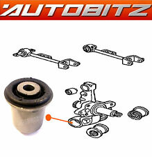 Fits honda civic 2001-2006 suspension arrière moyeu roue knuckle devant bush l/r 1PCE