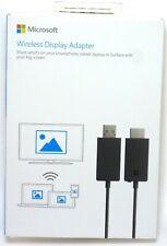 New listing Microsoft P3Q-00001 Wireless Display Adapter V2 receiver - Dark-Titanium