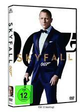 SKYFALL * DVD * JAMES BOND 007 * DANIEL CRAIG * NEUWERTIG *