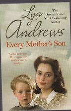 Every Mother's Son by Lyn Andrews (Paperback New Book