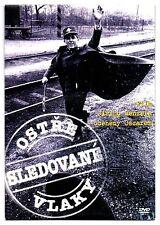 Ostre sledovane vlaky (Closely Watched Trains) 1966 Czech Oscar winner DVD Pal