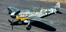 1/6 Scale German WW-II Messerschmitt Bf 109F Plans and Templates