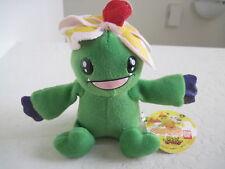 """6"""" Bandai Digimon PALMON Plush Stuffed Animal"""