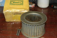 Woods 3414M85Sk, 8Mm pitch, 34 grove, 94Mm wide pulley, New