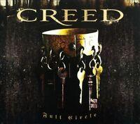 Full Circle [Digipak] by Creed (Post-Grunge) (CD, Oct-2009, Wind-Up) has dvd