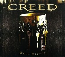 Full Circle [Digipak] by Creed (Post-Grunge) (CD, Oct-2009, Wind-Up) has dvd