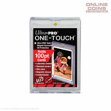 Ultra Pro Specialty Series 100pt Magnetic One Touch Card Protector - 2.4mm