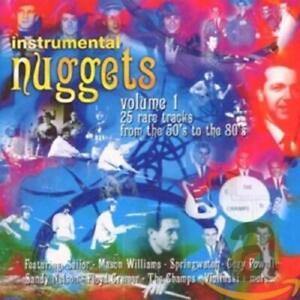 INSTRUMENTAL NUGGETS 1 - VARIOUS ARTISTS [CD]