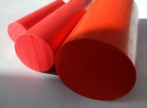 polyurethane bar rod car suspension bush material 37mm diameter 120mm long