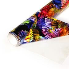 Flower Heat Transfer Vinyl PU HTV Cutting T-shirt Heat press Vinyl Iron on pack