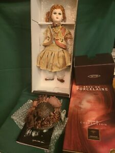 Louise Porcelain Doll Christine & Cecile Mundia Collection