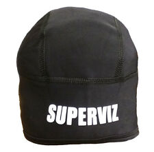 SUPERVIZ BIKE CYCLING WINTER SUPER ROUBAIX SKULL CAP WINDPROOF UNDER HELMET HAT