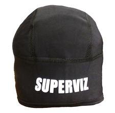 SUPERVIZ BIKE CYCLING WINTER SUPER ROUBAIX SKULL CAP WINDPROOF UNDER HELMET HAT