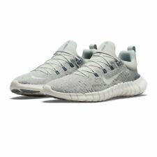 Nike Free Run 5.0 Next Nature Running Shoes Gray White Blue CZ1884-003 Men's NEW
