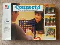 MB GAMES CONNECT 4 Four in a Row 1976 FREE P&P