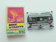 Dire Straits - Encores - Cassette, Made In Poland 1993
