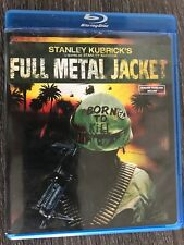 Full Metal Jacket (Blu-ray Disc, 2007, Canadian Deluxe Edition French)