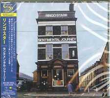 RINGO STARR-SENTIMENTAL JOURNEY -JAPAN SHM-CD E35