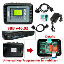 Car SBB v46.02 Key Programmer Immobilizer Diagnostic Tool Fits DODGE Audi Ford
