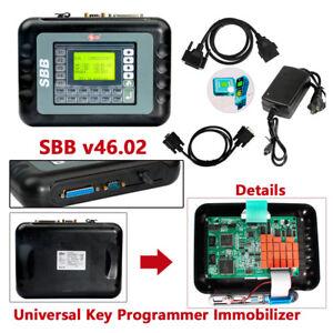 Car SBB v46.02 Key Programmer Immobilizer Diagnostic Tool Fits Audi Ford Nissan