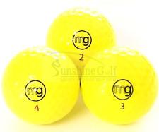 24 Near Mint MG Yellow Mix AAAA Used Golf Balls - FREE SHIPPING